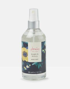 Joules UK Body Mist Homeware 200ml FRENCH NAVY FLORAL