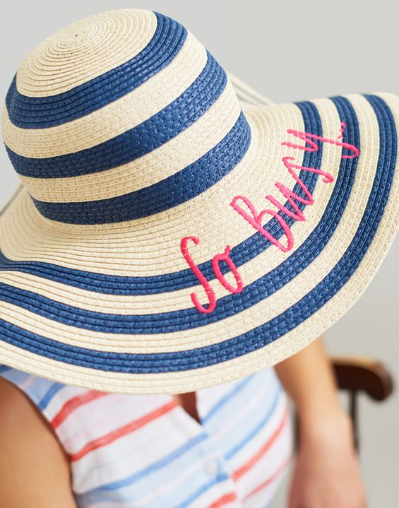 80aa363c06a Shade Embroidered Sun Hat
