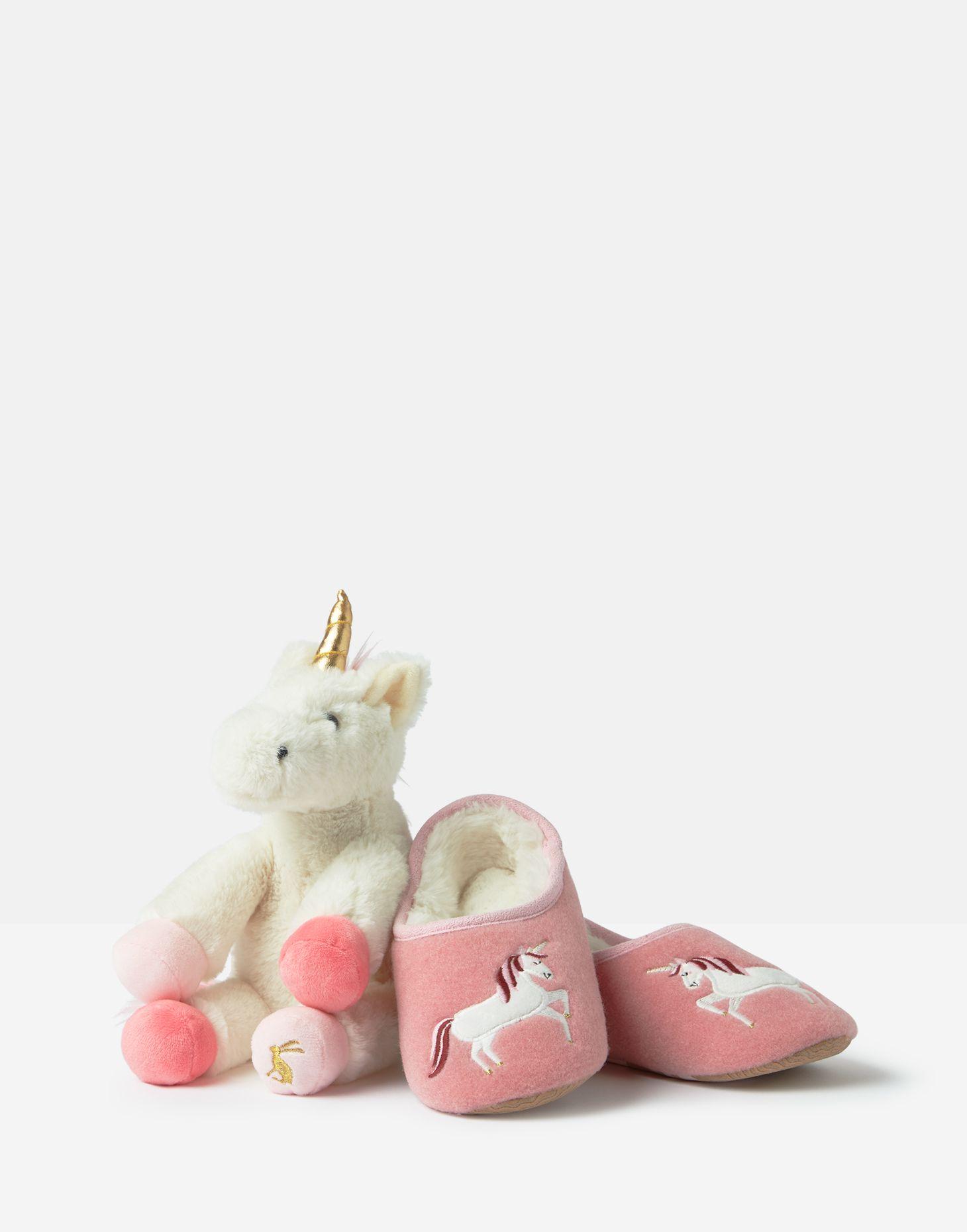 Ladies Unicorn slippers Novelty Gift Mule Ballet Pump Christmas