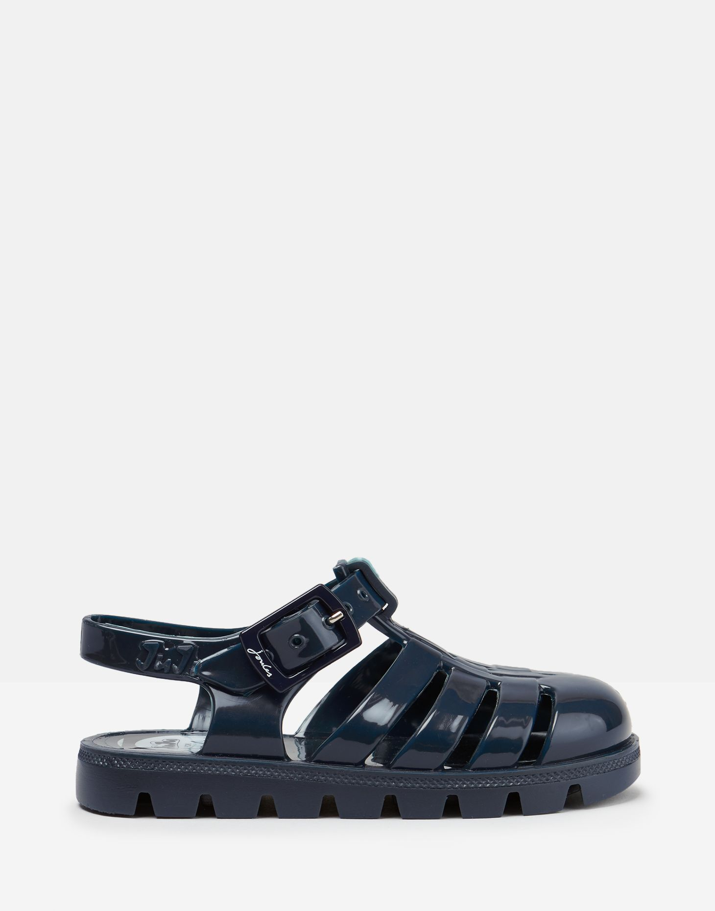 6d567f10ea6f Juju jelly shoe FRENCH NAVY Sandals