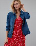 Blue Joules Womens Imogen Denim Jacket