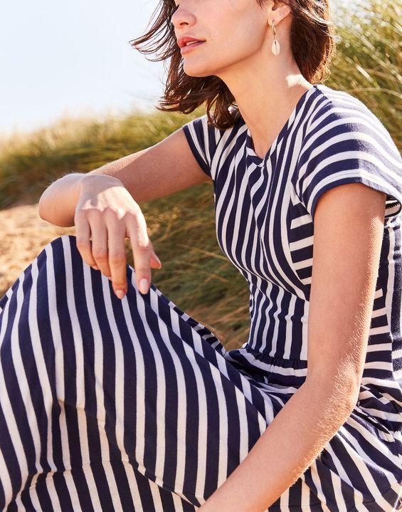 5d43b6a3dda Trudy Short Sleeve Maxi Dress