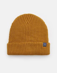 Joules UK Bamburgh Mens Knitted Hat Brown