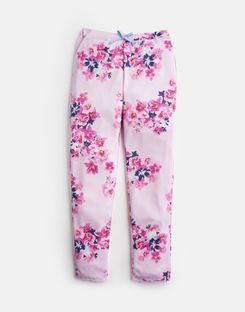 Joules UK KINDRA Older Girls Flutter Sleeve Pyjama Set 1-12yr PINK FLORAL