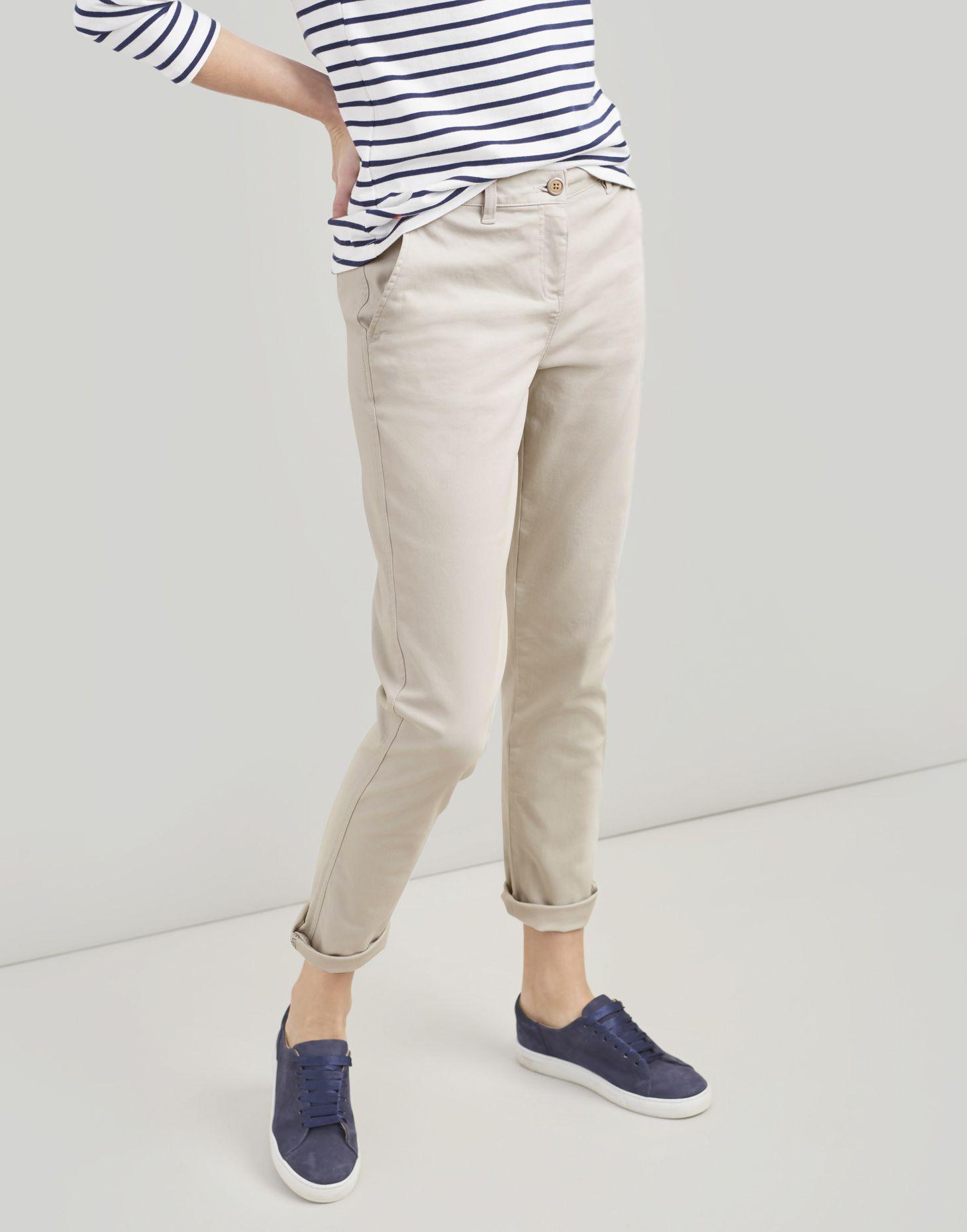 Pantalones Joules Hesford Para Mujer Pantalones Chino Azul Marino Todas Las Tallas Ropa Calzado Y Complementos Aniversarioqroo Cozumel Gob Mx