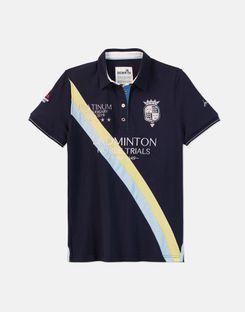 c8ea884445c7f Official Badminton Polo Shirt