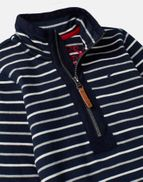 US Joules French Navy Stripe Dale Sweatshirt 3‑12yr Size 5yr