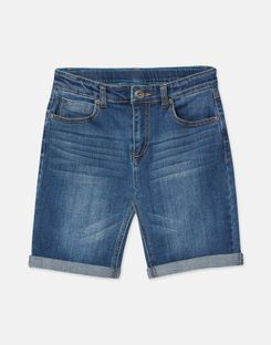 Joules US Ross Older Boys Denim Short 3-12 Yr DENIM