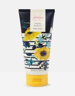 Joules UK Body Wash Homeware 200ml FRENCH NAVY CREME FLORAL