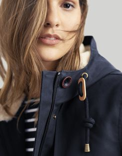 d353fbafc2f Coast ANTIQUE GOLD Waterproof Jacket | Joules UK