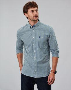 premium selection 57f86 3e1b2 Abbott Long Sleeve Classic Fit Peached Poplin Shirt