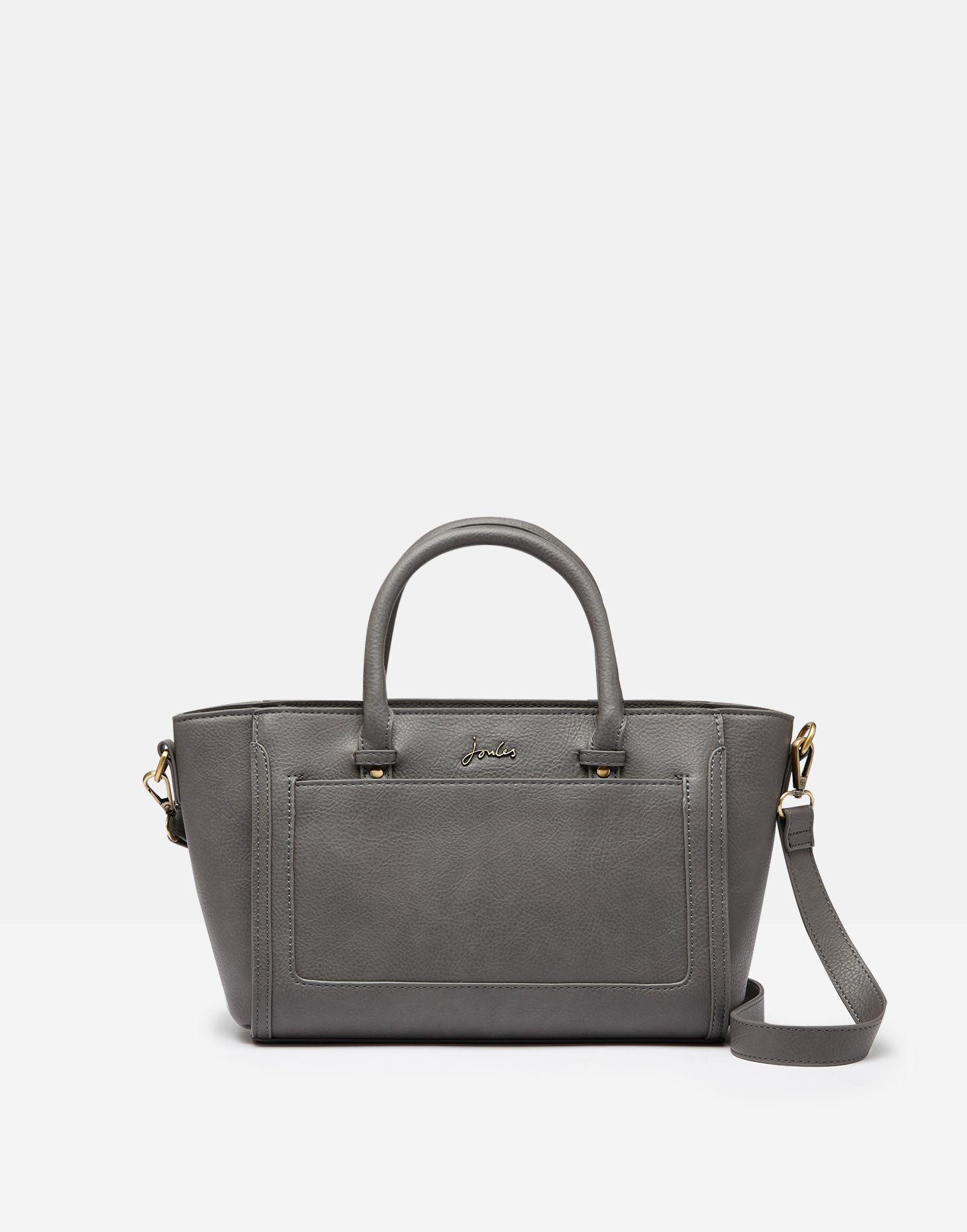 209453 Null Faux Leather Everyday Bag