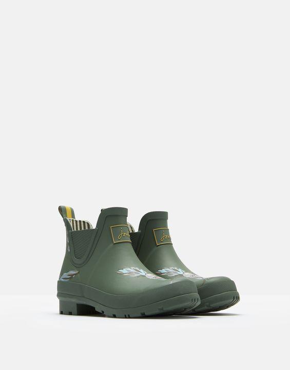 5c38c454db6b Wellibobs Short Printed Rain Boots