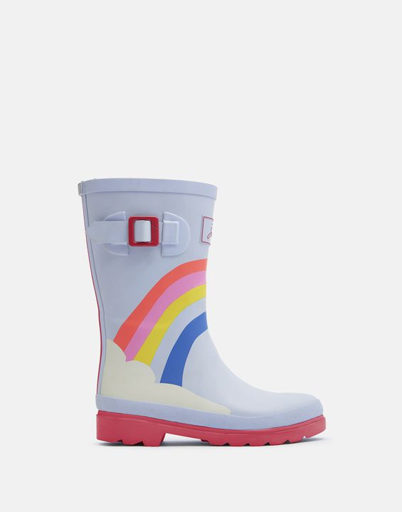 6a6245d3b985 Joules UK Printed Girls Wellies ...