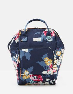 Joules US Coast 30th Anniversary Womens Rucksack ANNIVERSARY FLORAL