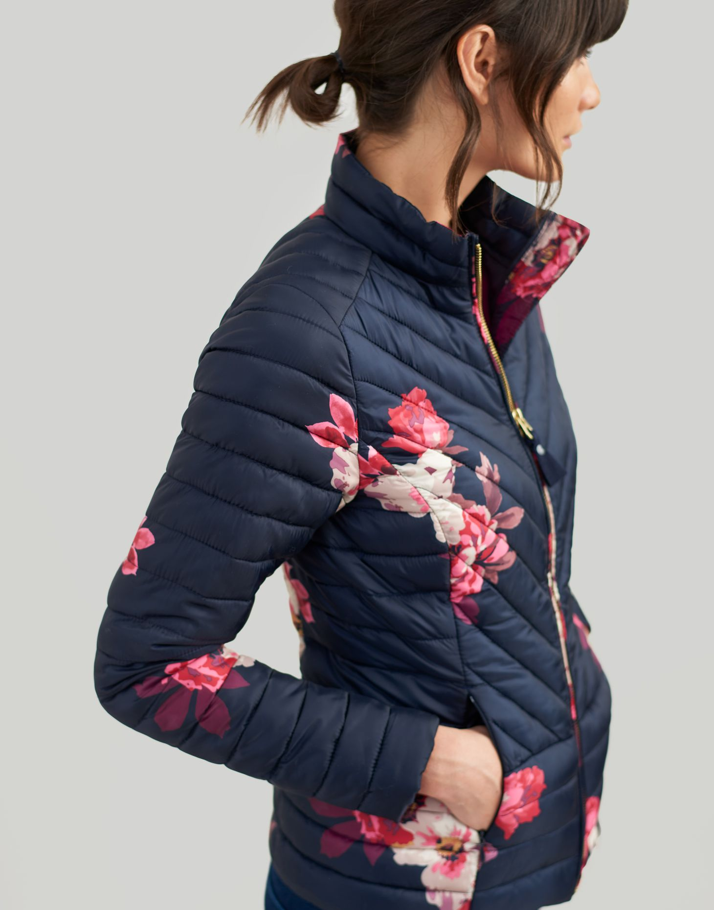 Joules-Womens-Elodie-Print-Quilted-Jacket-in-Marine-Navy-Bircham-Bloom