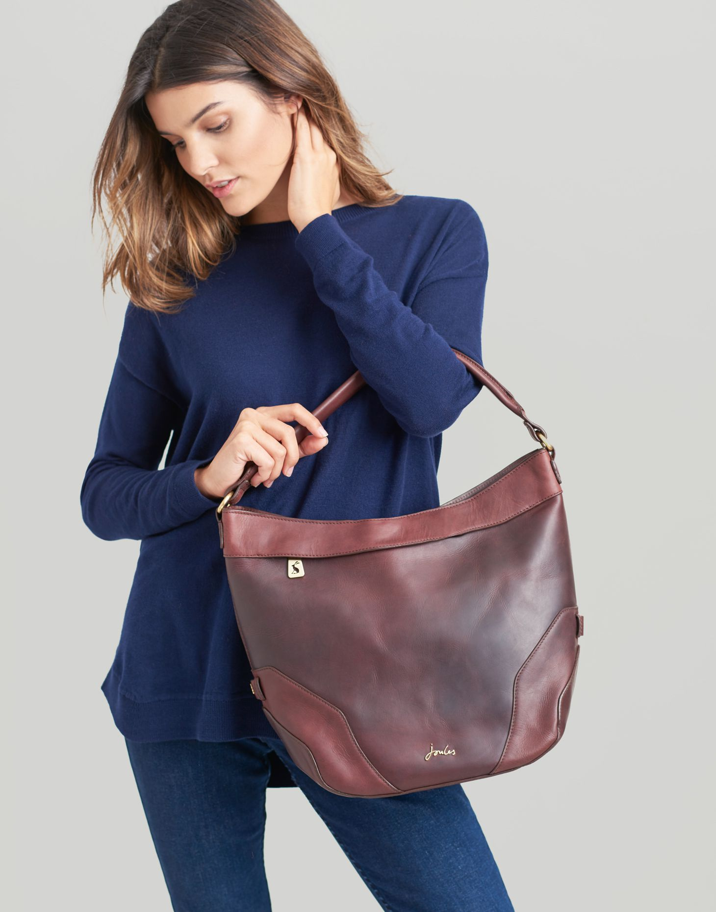 Lowesby null Leather Hobo Bag  cd2034dcccacb