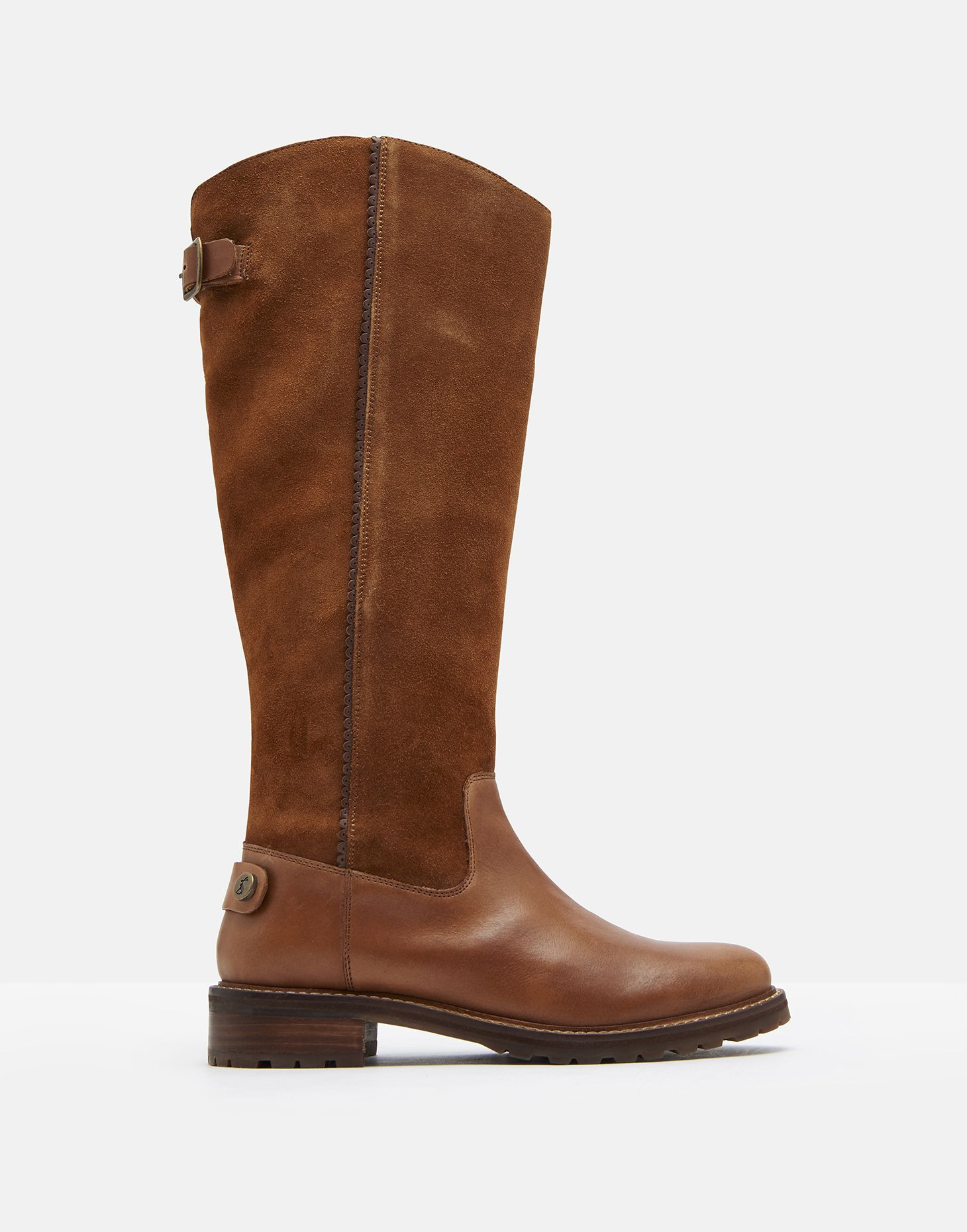 68b4393bd49 ... Knee High Boots Tan. Hover to zoom