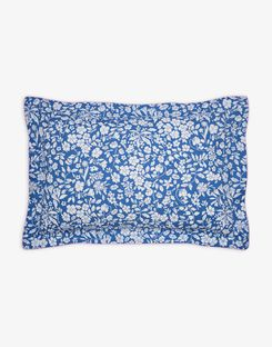 Joules UK Orchard Ditsy Oxford Homeware Pillowcase BLUE DITSY