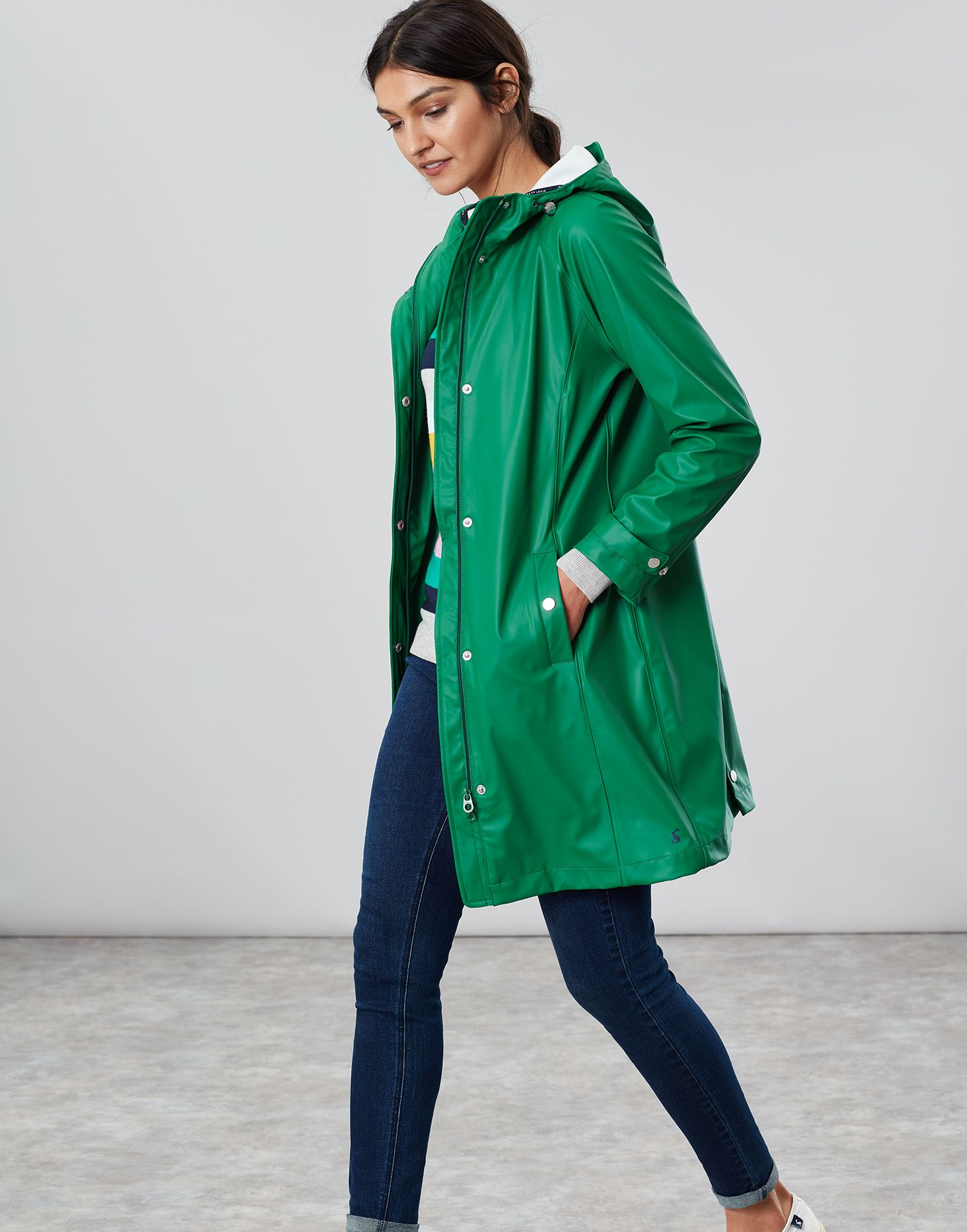 Joules Womens Quayside Raincoat