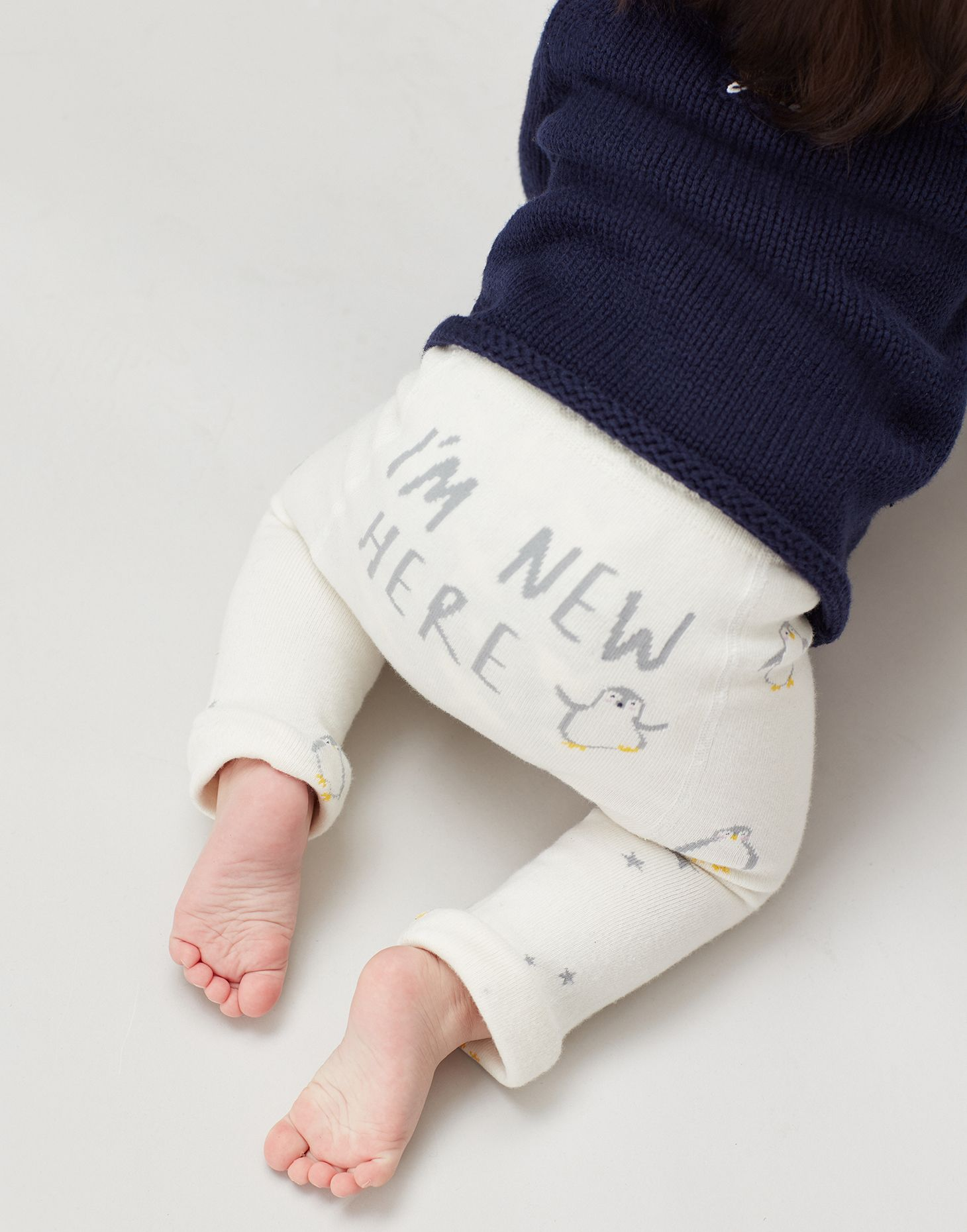 Joules Baby Lively 2 Pack Legging Set