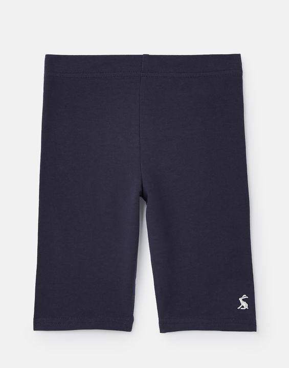 Joules Girls Cartwheel Jersey Shorts 1-12 Years - Navy