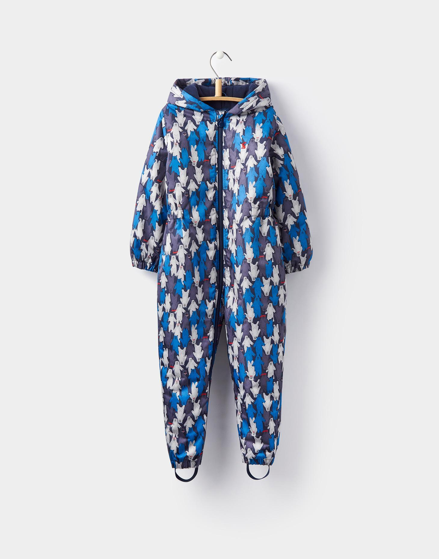 Joules Boys Cosy Snowsuit