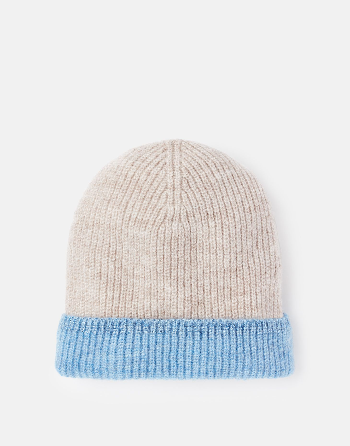 One Size Blue Joules Womens Harper Hat Beanie