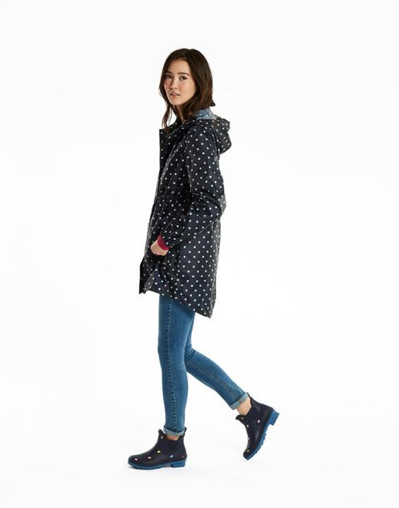 New Waterproof Stow /& Go Pack Away Jacket Outdoor Play Walking Hiking