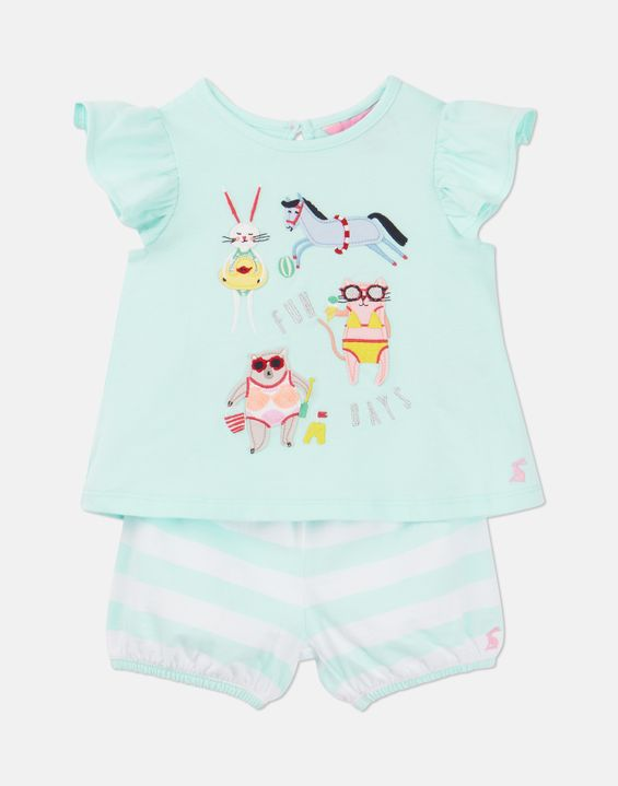 68945d0a511e08 Baby Girls Outfit Sets   Joules