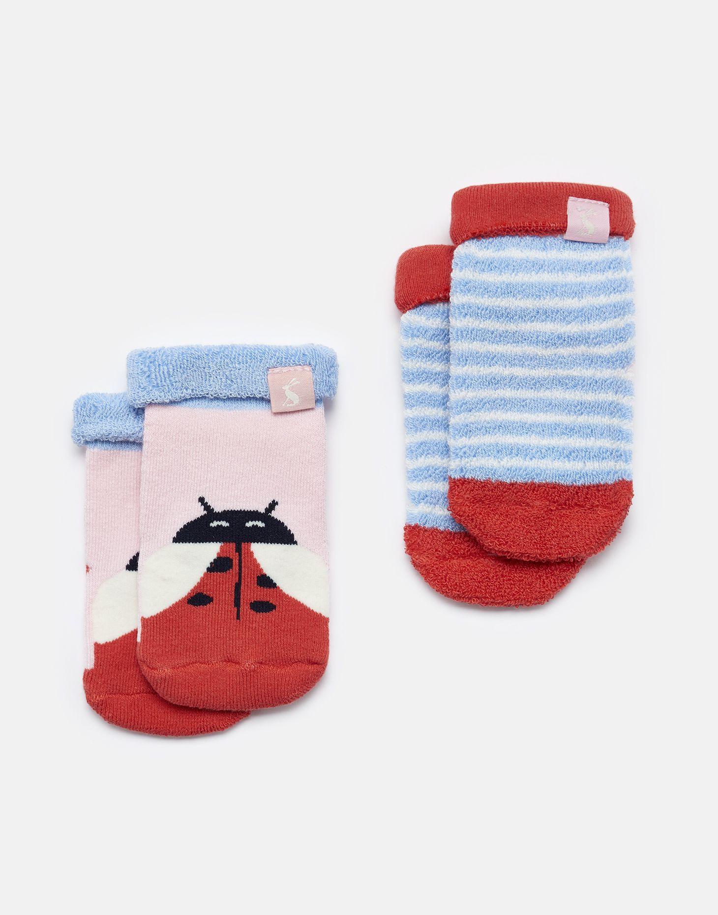 Joules Baby Girls Terry Socks