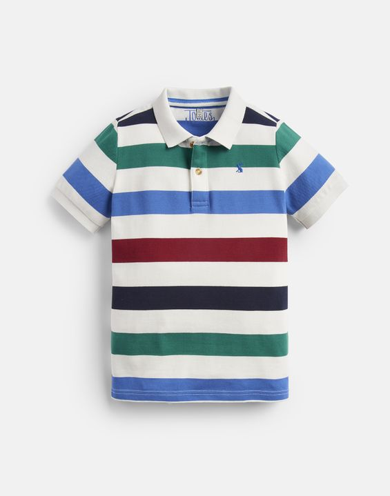 7829bf8d1 Filbert Stripe Polo 1-12 Years