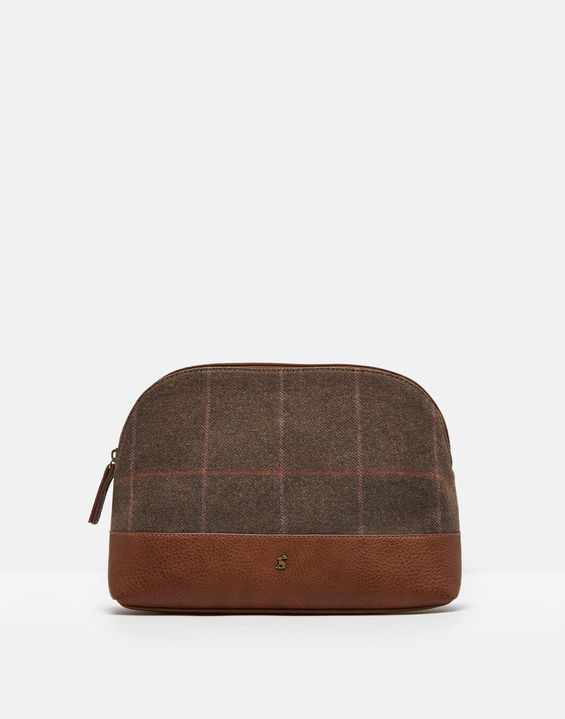 Onboard Large Tweed Travel Bag