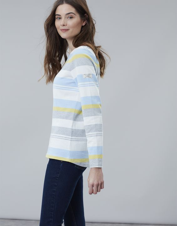 9abeb48fd Women's Tops | Ladies' T-Shirts, Long Sleeve & Jersey Tops | Joules