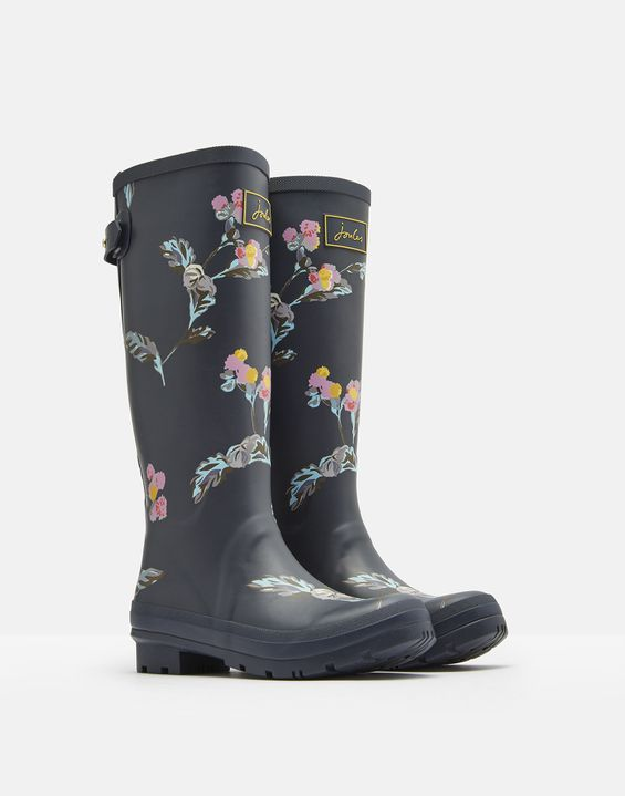 fb6f8258683 Women's Rain Boots & Wellies | Short & Ankle Rain Boots | Joules® US