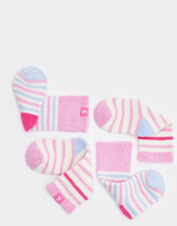 Joules terry towelling socks 6-12m