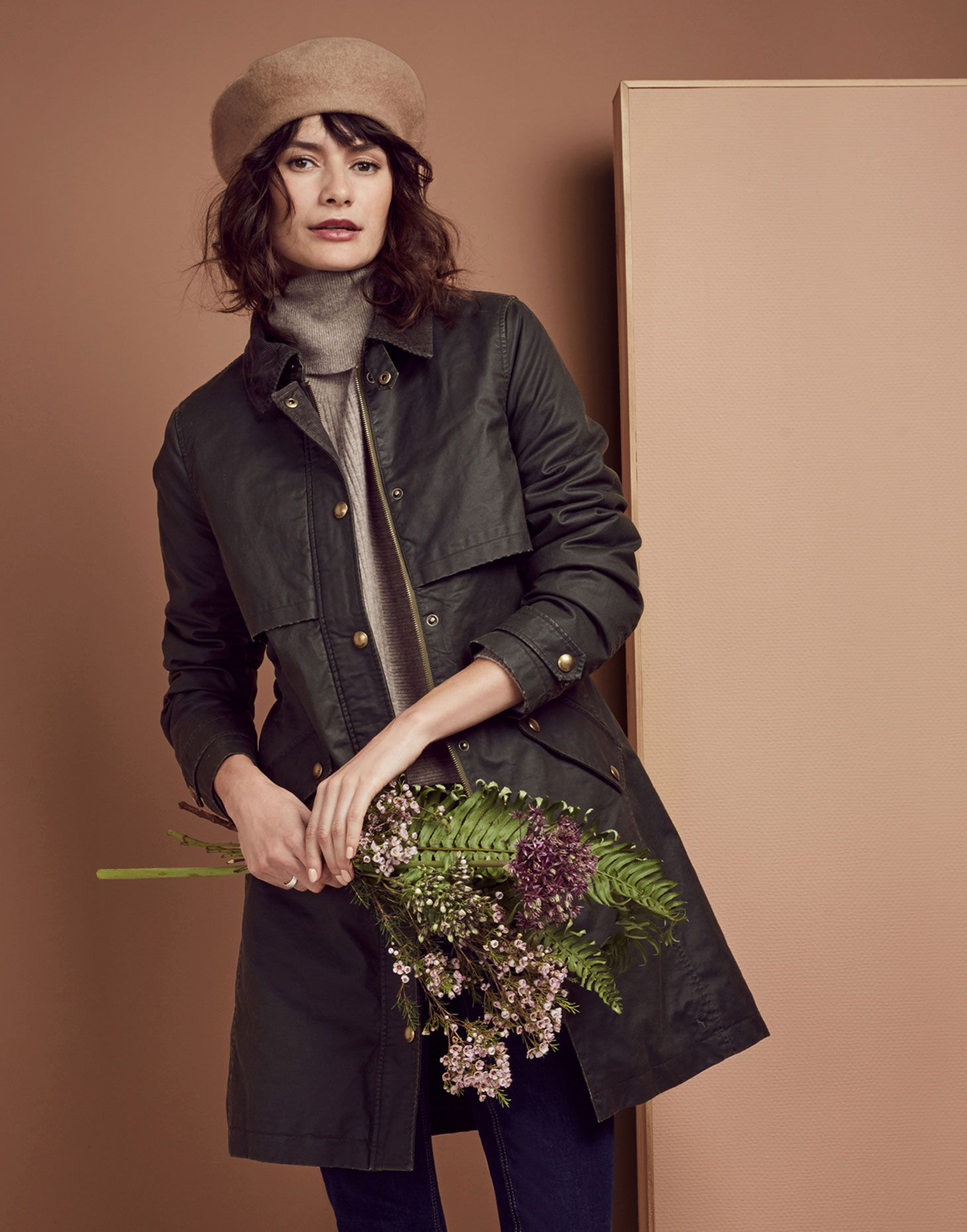 Joules Waxed Coats, Jackets