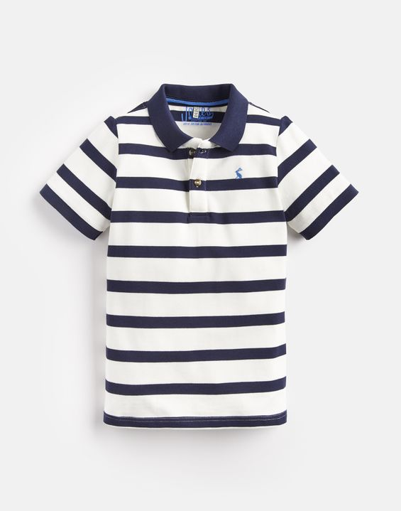 aa8a38cf8 Filbert Boys Stripe Polo Shirt 3-12 Yr