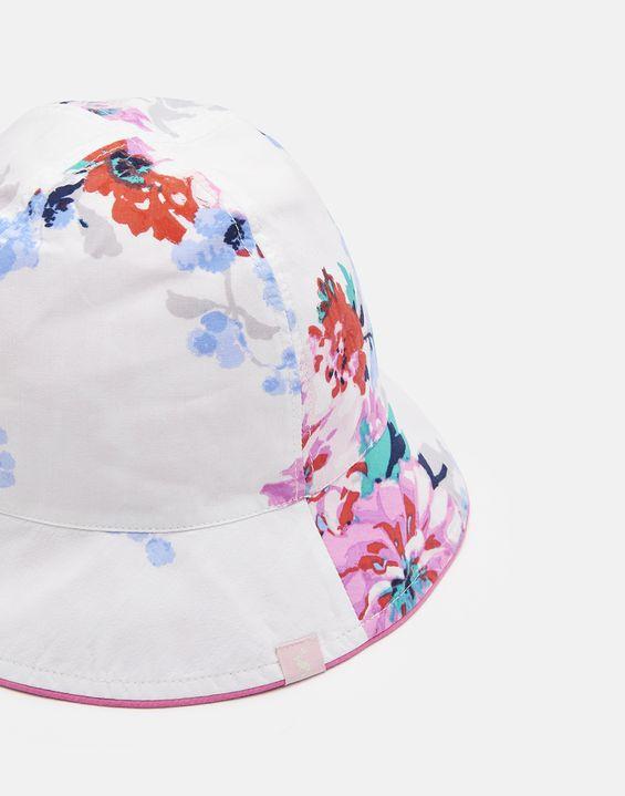 ... Baby Girls Reversible Bucket Hat. wishlist selected icon. SUNSEEKER  Reversible Bucket Hat 872390c63d31