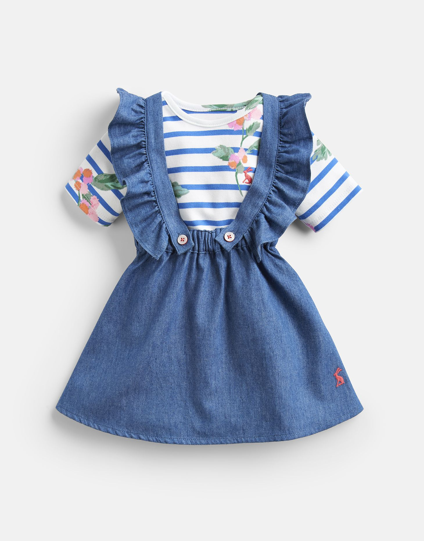Baby Responsible 18-24 Months Joules Dress Girls' Clothing (0-24 Months)