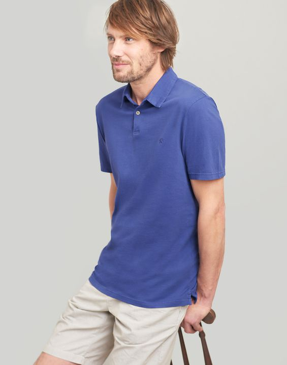 5c5c1b1597bc7 Men's Polo Shirts | Long Sleeve & Short Sleeve Polo Shirts | Joules