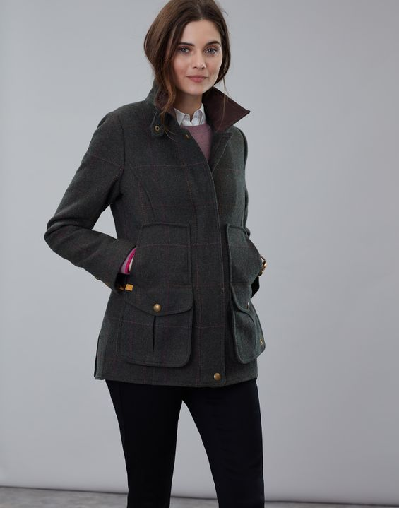 Fieldcoat Tweed Coat