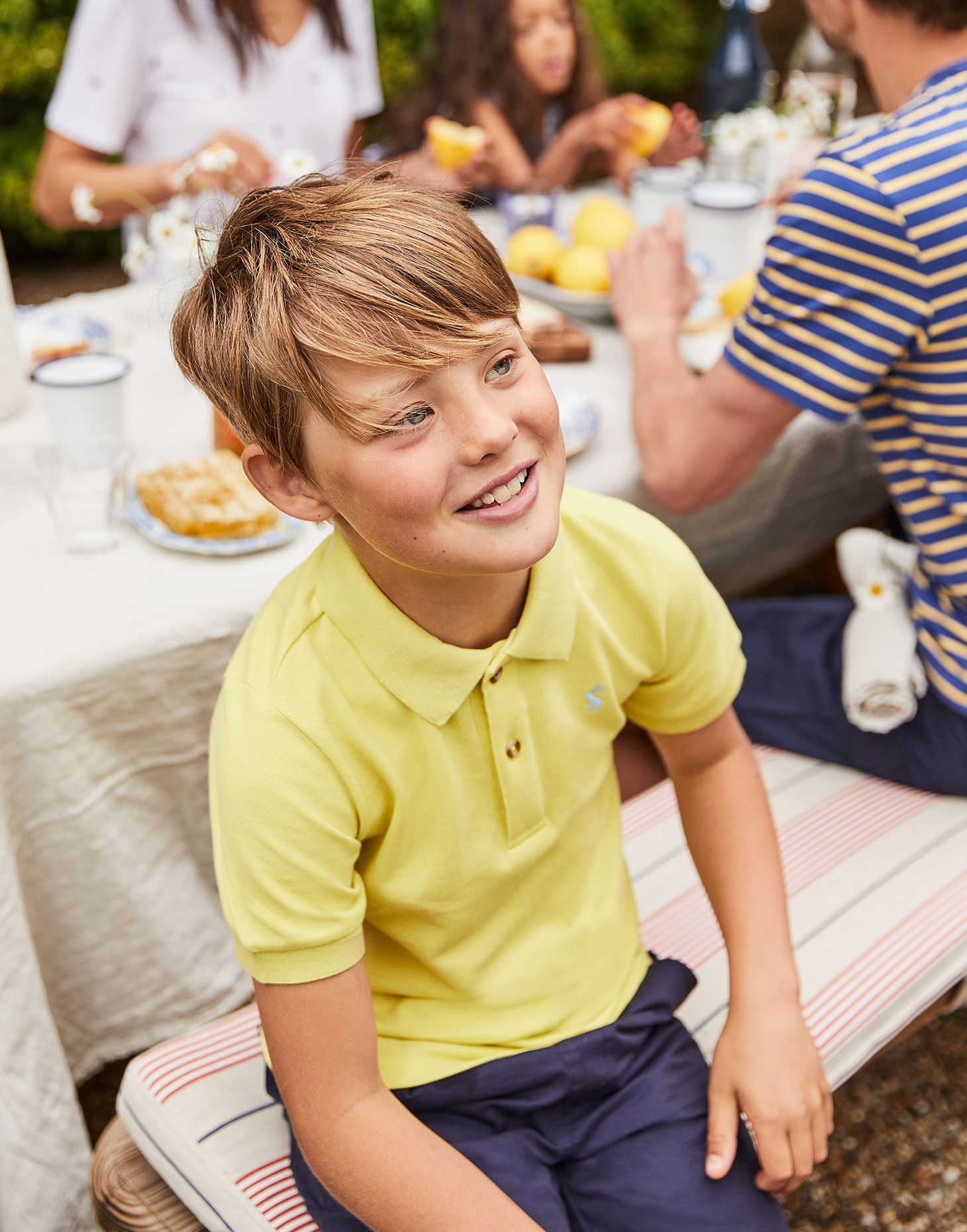 Joules Woody Boys Polo Shirt