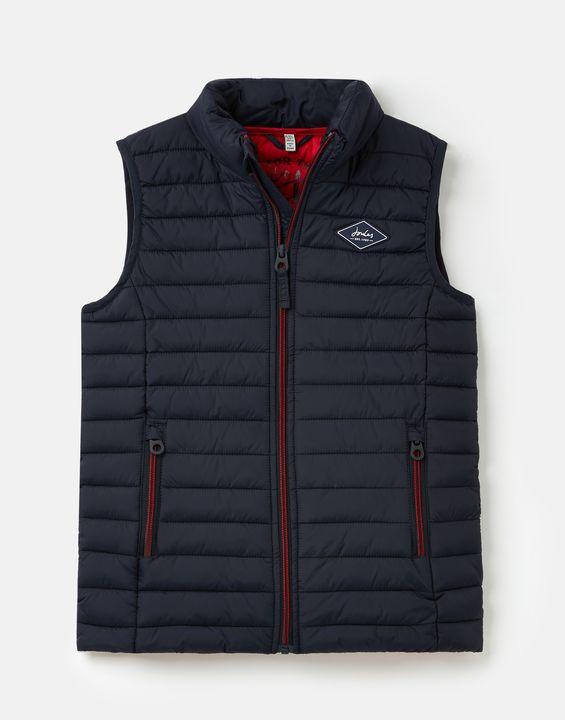 Boys' Vests | Boys' Hooded & Padded Vests | Joules® US