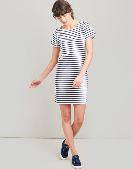 9c1cf3f6ad91 Riviera Dress With Short Sleeves