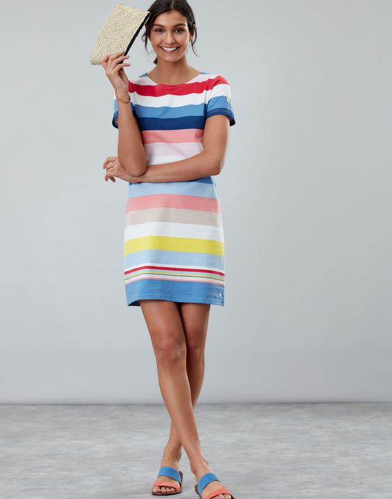 Riviera Dress With Short Sleeves f082c5d01