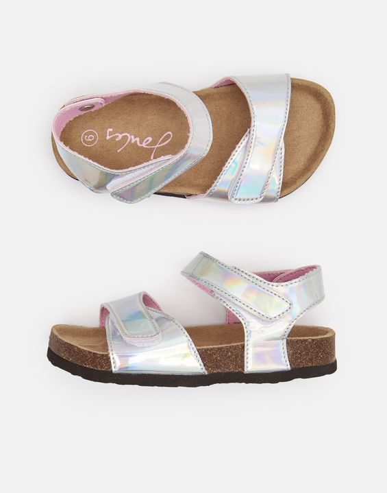 2d13211de67 Joules UK Tippy Toes Girls Strapped Sandal ...