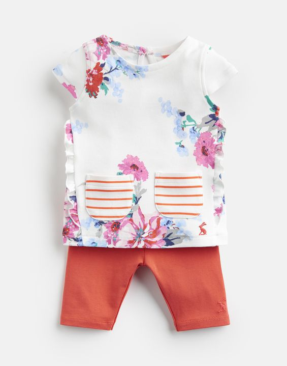 d916163a22e97 Baby Girl Clothes | Baby Girls' Dresses, Jackets & Outfit Sets | Joules