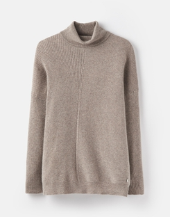 Joules US Wendy Womens Cashmere Jumper OAT