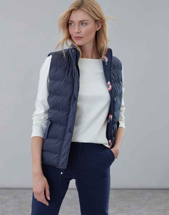 0d394a953 Women's Gilets & Body Warmers | Padded & Quilted Gilets | Joules